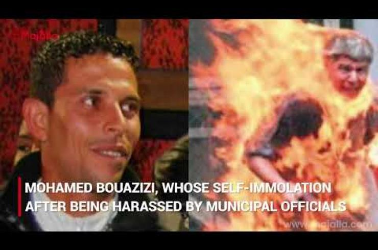 Embedded thumbnail for George Floyd, Mohamed Bouazizi and Khaled Saeed, Criminals or Martyrs?